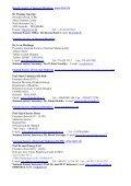 EFIM Member Societies Presidents & Secretaries of the 33 ... - FDIME - Page 2