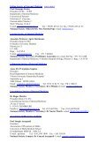 EFIM Member Societies Presidents & Secretaries of the 33 ... - FDIME - Page 4