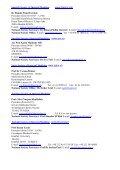 EFIM Member Societies Presidents & Secretaries of the 33 ... - FDIME - Page 7