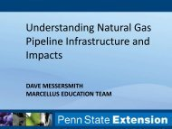 Understanding Natural Gas Pipeline Infrastructure and Impacts