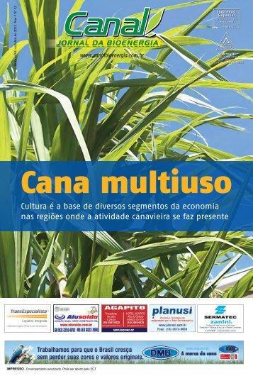 outubro de 2012 - Canal : O jornal da bioenergia