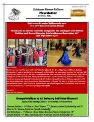 Volume 2 – Issue 14 - Edelweiss Premier Ballroom