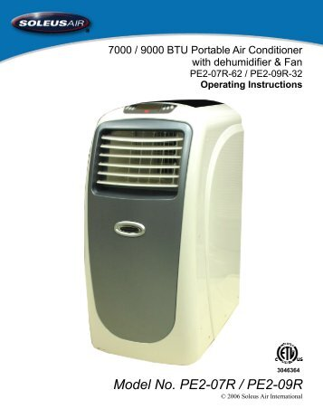 4 In 1 Portable Evaporative Air Conditioner And