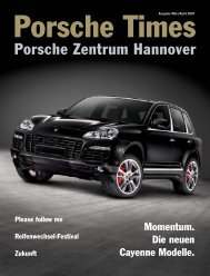 Ausgabe März/April 2007 - Porsche