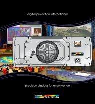 Mobile PDF - Digital Projection