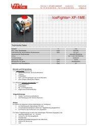 IceFighter® XF-1ME - kaiser-traktoren