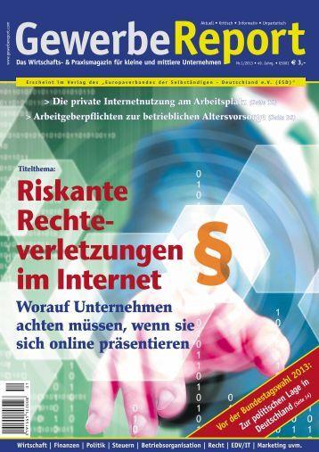 Auszug, PDF - Unternehmenskasse