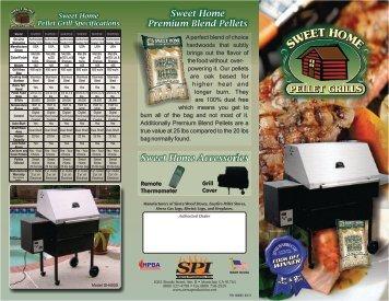 Sweet Home Brochure_2011 - SweetHome Pellet Grills