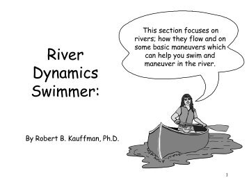 River Dynamics-Swimmer - Frostburg