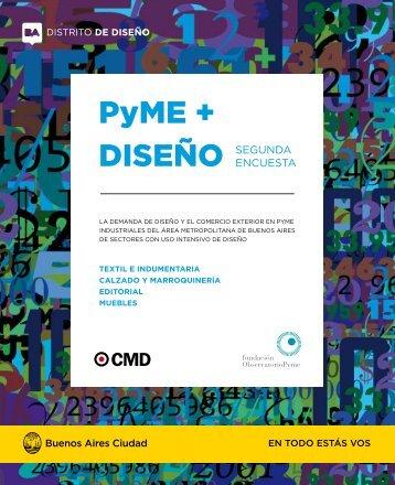 Pymes+Diseño segunda encuesta FINAL - versión digital