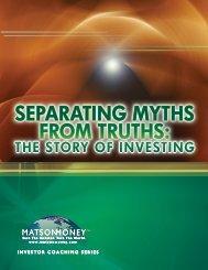 separating myths from truths - Betzel Wealth Advisors