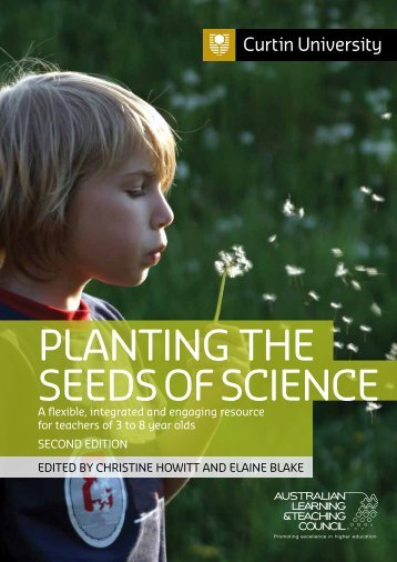 Planting the seeds of science - Office for Learning and Teaching