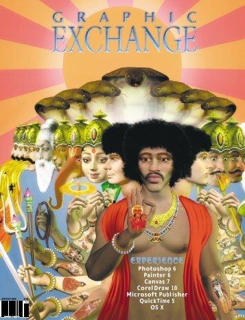 EXPERIENCE - Graphic Exchange magazine