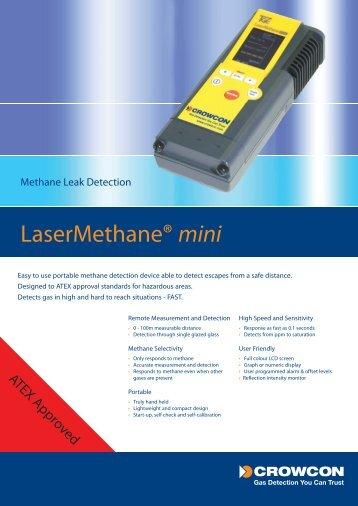 Laser Methane Mini Datasheet.indd