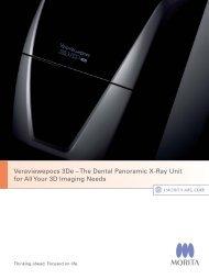 Veraviewepocs 3De – The Dental Panoramic X-Ray Unit ... - up to dent
