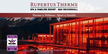 Therme & Wellness · Sport & Familie