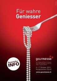 Informationen - Gourmesse