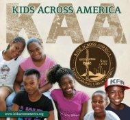 kaa brochure - Kids Across America