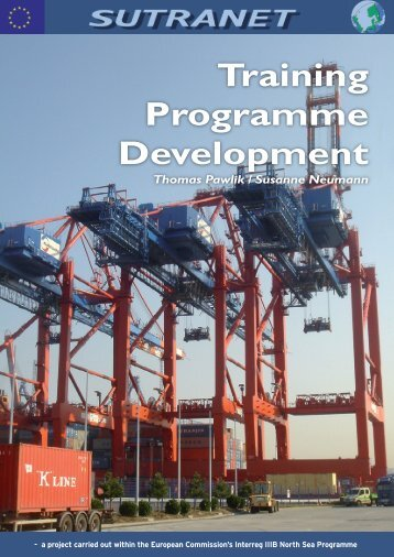 Training Programme Development (pdf - 2.4 mb) - Sutranet