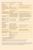 SONARtracTM Tecnología de vigilancia - Measurement Solutions - Page 5