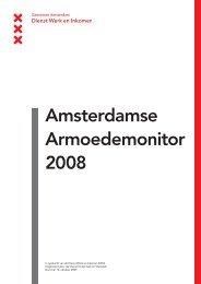 Amsterdamse Armoedemonitor 2008 - Onderzoek en Statistiek ...