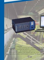 Periodic On-line Partial Discharge Monitoring of ... - Tectra