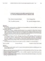 LESIONES DERMICAS EN NIÑOS SEROPOSITIVOS AL VIRUS DE ...