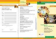 Fachtagung Schulverpflegung - Ökolandbau in Rheinland Pfalz