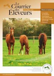 Courrier - Syndicat des Eleveurs de Chevaux de Sang de France