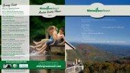 Vacation Planner - Wintergreen Resort
