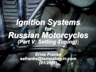 Ignition Systems Part VI - Good Karma Productions