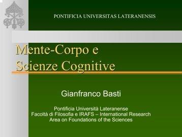 Scienze cognitive - STOQ