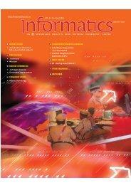 April 2006 - Informatics