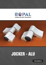 Katalog - JOCKER ALU - Bopal.eu
