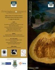 Stravagantiebizzarri - Museo di Storia Naturale - Università degli ...