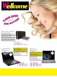 "Toshiba A300-1JA Notebook 15.4"" HP Dv5-1000 ... - Wellcome"