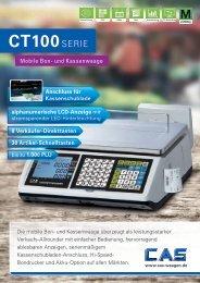 Infocard - CAS Waagen Deutschland
