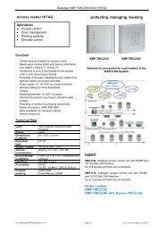 XMP-TMC2330/2340 Hitag®/ Miro