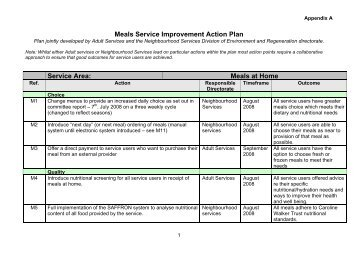 ITEM 3 Meals Service Improvement Action Plan FINAL (2).pdf