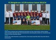 FC Königsbrunn - jfgwittelsbacherland.de