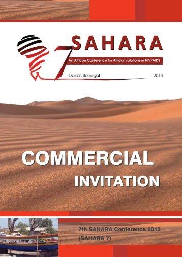 SAHARA 7 Sponsorship Prospectus