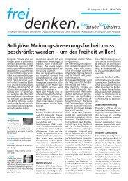03 - Freidenker-Vereinigung der Schweiz