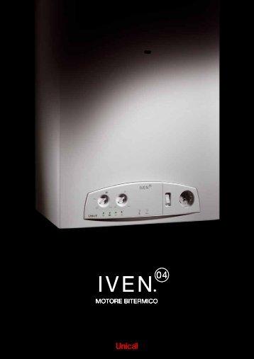 Caldaia Unical IVEN 04 - Certened