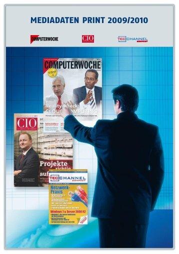 MEDIADATEN PRINT 2009/2010 - TecChannel