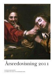 Årsredovisning 2011 - Nationalmuseum