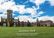 The Courses - Swinton Park