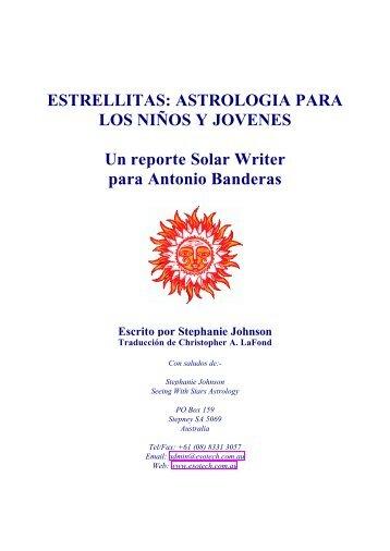 ESTRELLITAS: ASTROLOGIA PARA LOS NIÑOS Y JOVENES Un ...