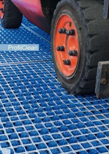 wheel cleaning system ProfilClean - Schuhputzmaschine.ch
