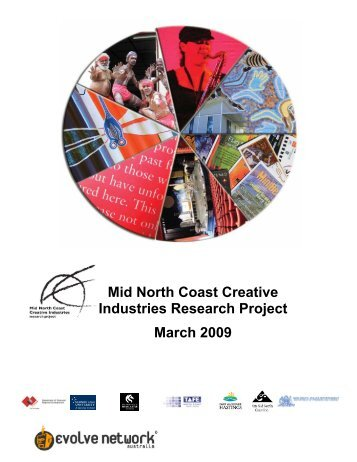 Mid North Coast Creative Industries Research Project March 2009