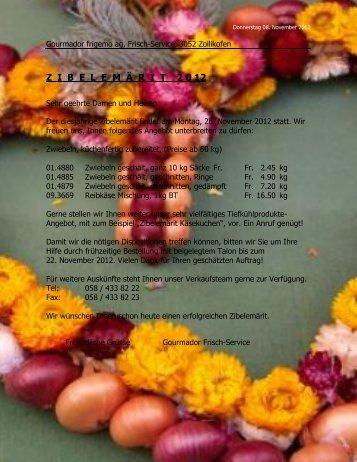 Angebot Zibelemärit Kü-fe Zwiebeln e-mail Version - Gourmador ...